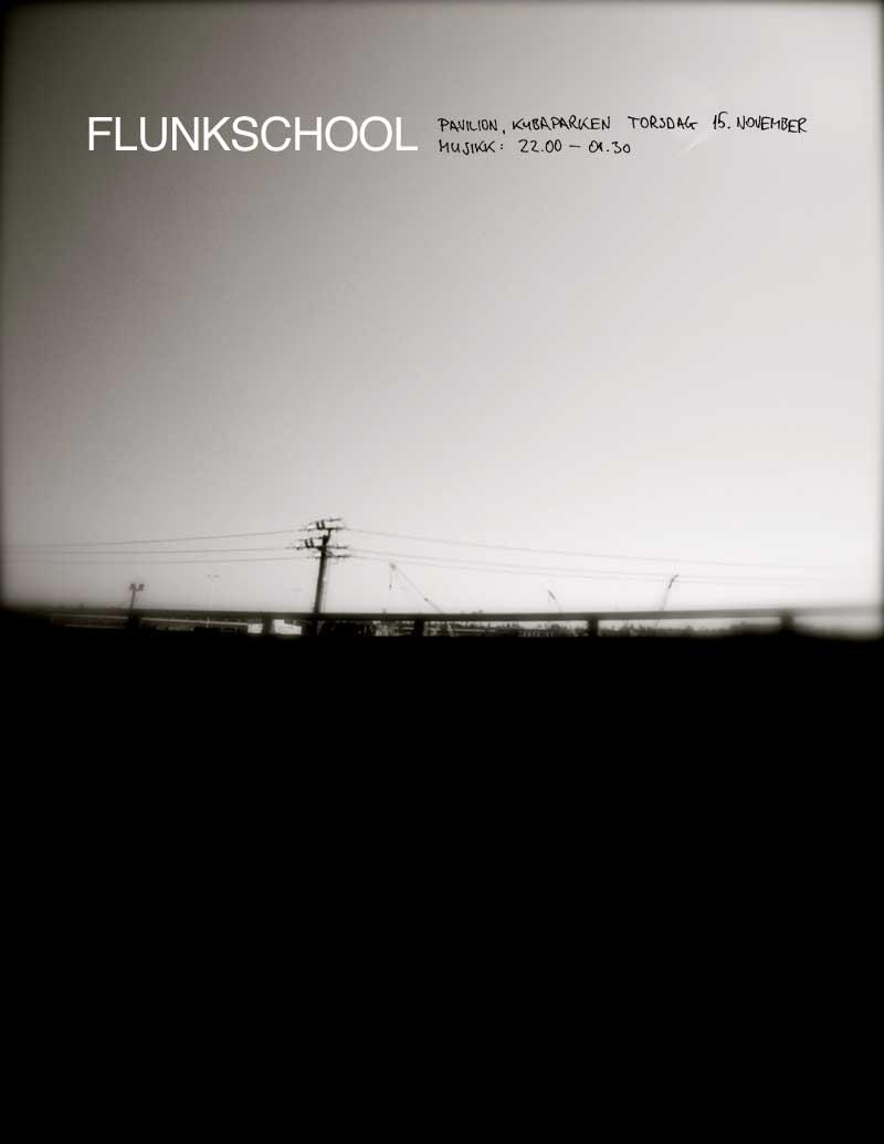 Flunkschool flyer 2007